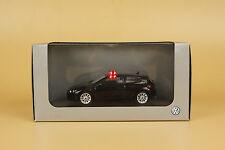 1/43 Volkswagen VW Scirocco black color Norev