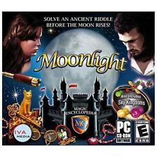 MAGIC ENCYCLOPEDIA: MOONLIGHT (2009) PC CD-ROM NEW & FACTORY SEALED