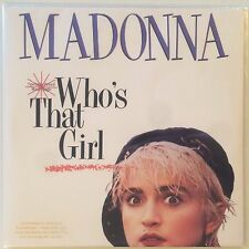 "MADONNA - Who's That Girl - 12"" Single (Vinyl LP) Sire 20692"