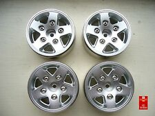 1.9 heavy duty alloy wheel rim set for 1/10 rc rock crawlers 4pcs SCX10  CC01 B4