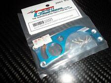 GPM GS025  renfort arrière droit bleu GS RACING - NITRO GS