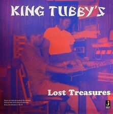 KING TUBBY LOST TREASURES  NEW VINYL LP £10.99