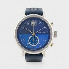 Paul Smith NAVY CHILTERN CHRONOGRAPH DRESS WATCH