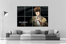 DEATH NOTE RYUK 02 ANIME Manga Wall Art Poster Grand format A0 Large Print