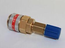 KFZ-Klima-Serviceadapter-Schnellkupplung Niederdruck+Hochdruck-Kupplung R134a