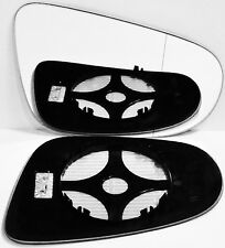 Right Driver Side Wing Mirror Glass HEATED  VW Golf 6 MK6 2009-2012