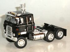 DCP BLACK INTERNATIONAL TRANSTAR DAY CAB ONLY 1/64 DIECAST 33579