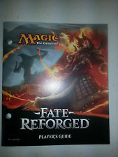Fate Reforged   -   Fat Pack Player's Guide Book ONLY -  NM  MTG Magic Cards