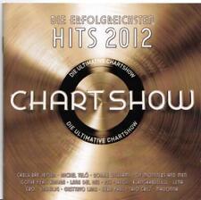 DIE ULTIMATIVE CHARTSHOW - DIE ERFOLGREICHSTEN HITS 2012 - 2CD * NEW * NEU *