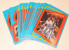 1979 Topps Buck Rogers Trading Cards Sticker Set