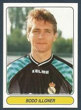 PANINI EUROPEAN FOOTBALL STARS 1997- #005-REAL MADRID & GERMANY-BODO ILLGNER