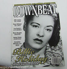 DOWN BEAT Billie Holiday Dave Holland August 2002 downbeat 50th Critics Poll
