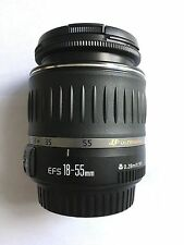 Canon EF - 18-55mm F/3.5-5.6 Lente S-error 01 II IS