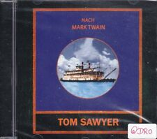 Tom Sawyer + CD + Hörbuch nach Mark Twain + 16 spannende Kapitel + NEU + OVP +