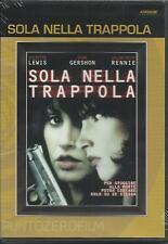 Sola nella trappola (2001) DVD
