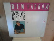 "DEN HARROW take me back 12"" MAXI 45T Italo"