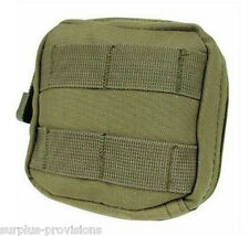 Condor MA77 4x4 Tactical Utility Pouch OD Green - Molle pack for tools, mags etc