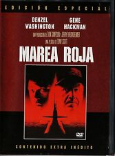 Tony Scott: MAREA ROJA con Gene Hackman, Denzel Washington...