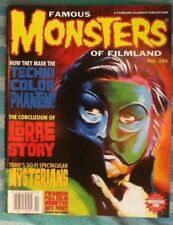 Famous Monsters of FIlmland 246 VFN+