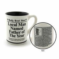 REALLY GOOD NEWS FATHER OF THE YEAR AWARD 16 OZ. MUG