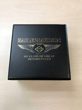 HARLEY DAVIDSON*110th ANNIVERSARY MEDALLION* COIN IN BOX