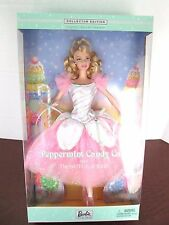 New Mint NRFB Peppermint Candy Cane  Barbie The NutCracker Classic Ballet Series