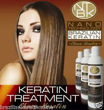 CHOCO BRAZILIAN KERATIN TREATMENT BLOW DRY HAIR STRAIGHTENING 50ml KIT