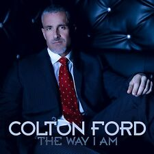 Colton Ford - The Way I Am - brand new CD + bonus tracks + Remixes! Ultra Nate