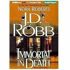 In Death: Immortal in Death 3 by J. D. Robb (2012, CD, Unabridged)