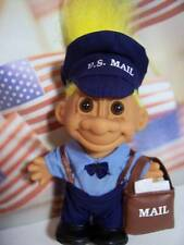 "U.S.MAILMAN - 5"" Russ Troll  - NEW IN ORIGINAL WRAPPER - Last 1s In This Color"