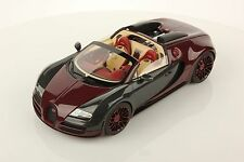MR Collection 1/18 Bugatti  Veyron Grand Sport Vitesse La Finale BUG04LF