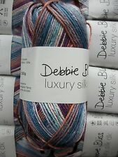 Debbie Bliss Luxury Silk DK Prints shade 44