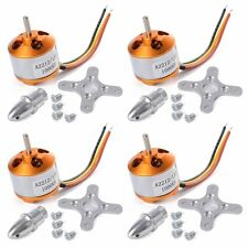 4x XXD A2212 1000KV Brushless Motor for DJI 330 F450 F550 MWC Multicopter ~K99