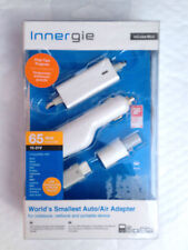NEW Innergie mCube Mini 65 Watt Lite Worlds Smallest Auto/Air Adapter NOTEBOOK