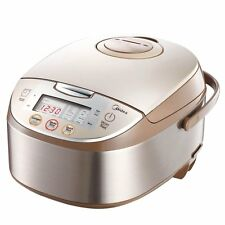 Midea 10 Cup Smart Multi-cooker/rice Cooker & Steamer & Slow Cooker MB-FS5017