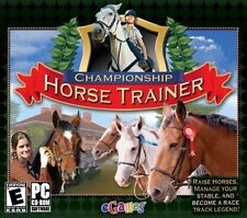 Championship Horse Trainer PC Game