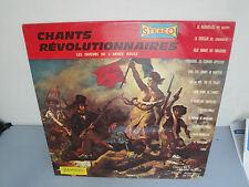 33 Tours - Chants Révolutionnaires - Armée Rouge