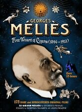 Georges Melies: First Wizard of Cinema (1896-1913) [Import] 2 DVD'S SET