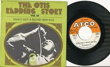 OTIS REDDING 45 TOURS FRANCE THE OTIS REDDING STORY 19