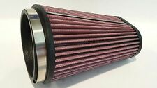 Yamaha Banshee 350 Replacement K&N Style Air Filter Pro Design Trinity Flow Kit