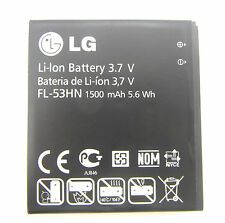 Original LG Optimus 3D P920 Speed 2X P990 P999 FL-53HN 1500mAh Akku Battery