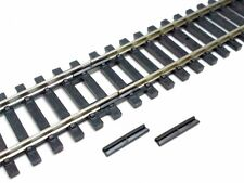 Hornby R920 Programming Track Insulated Fishplates - Pack of 12 - 1:76 OO Gauge