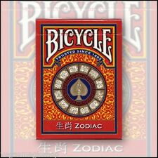 Zodiac Deck Bicycle Playing Cards Poker Size USPCC Limited Edition New & Sealed