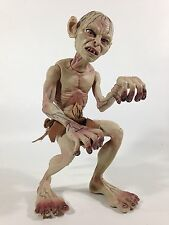 "Rare Smeagol Gollum NLP Action Figure Lord of the Rings 10"" Golem Marvel"