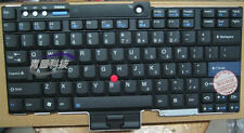 Original keyboard for IBM ThinkPad T62 T61P R60 R60E R60I US layout USED 1887#