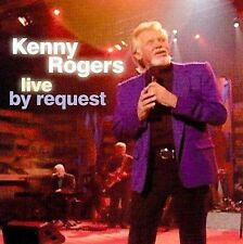 A&E Live by Request by Kenny Rogers (CD, Oct-2001, Dream Catcher Records (UK))