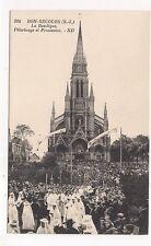 bon-secours  la basilique ,pélerinage et procession