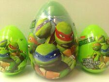 Giant Surprise Egg Teenage Mutant Ninja Turtles & 2 TMNT Character Eggs