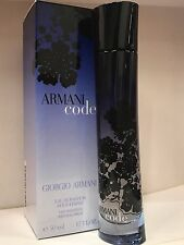 ARMANI CODE BY GIORGIO ARMANI 1.7 EDP SPRAY FOR WOMEN