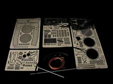 OrangeHobby 1/35 116 Complete upgrading set PE for Leopard 2A5/A6 For TAMIYA